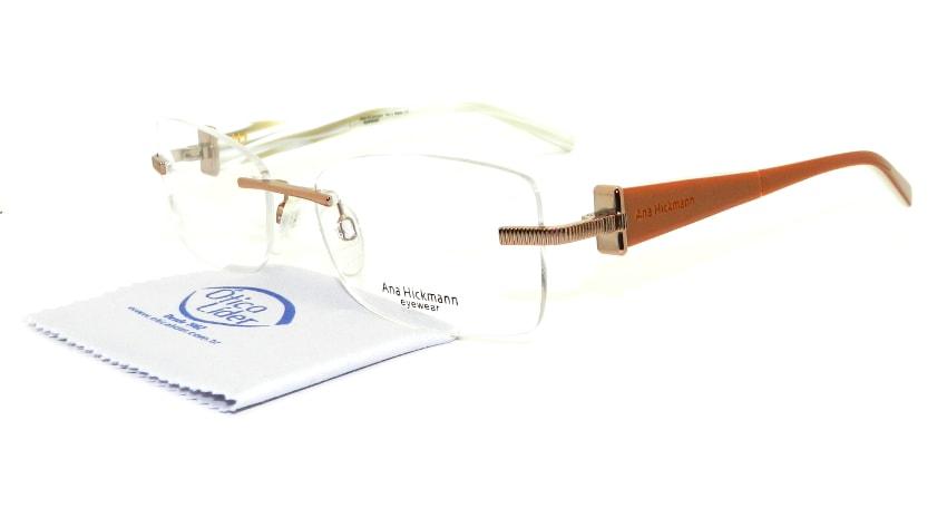 Óculos Três Peças